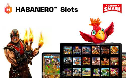 Sistem Transaksi di Provider Game Habanero